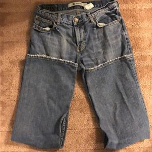 Gap boot Fit men's jeans 31x32